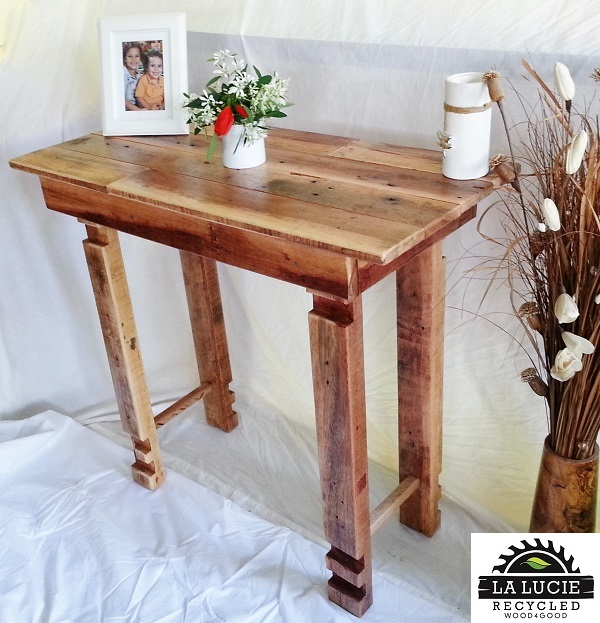 Custom Made La Lucie Recycled Furniture