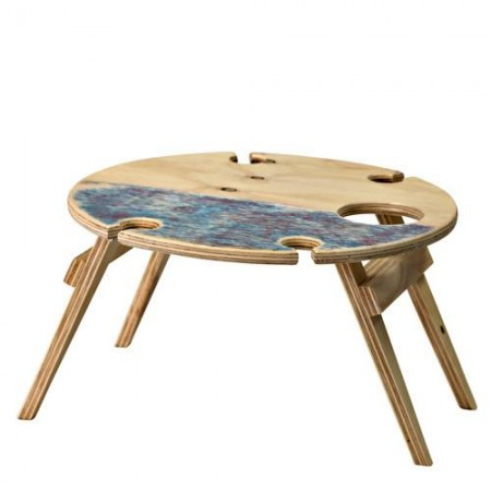 Summer Picnic Table